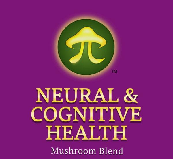 MyShroom Cognitive Health blend label