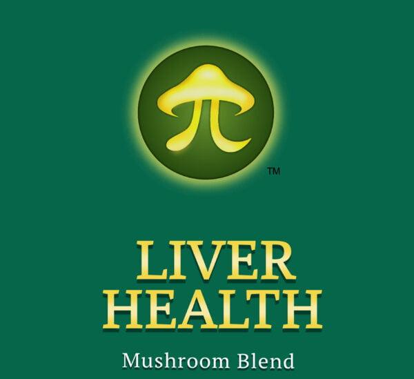 MyShroom Liver Health blend label