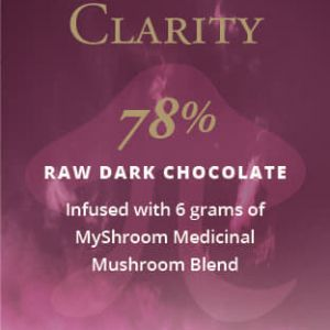 MyShroom Clarity chocolate